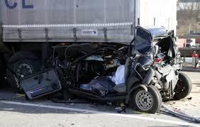 truck accident in Midland causing devastating effects.